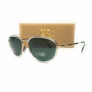 Burberry Men's Silver Sunglasses!